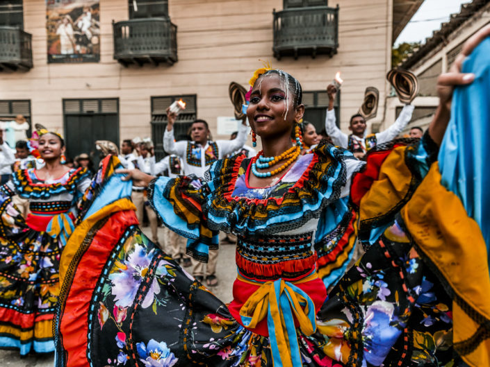 Carnavales y Fiestas de Colombia