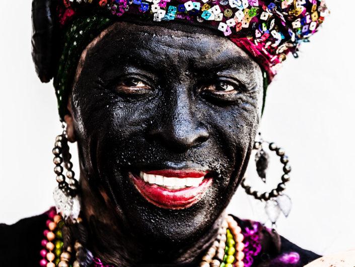 Rostros de los Carnavales y Fiestas de Colombia